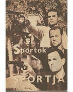 Sportolj velünk 1967. szeptember - Toldy Ferenc