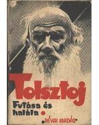 Tolsztoj futása és halála - Tolsztája, Alexandra