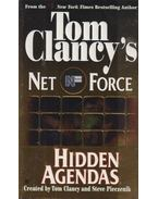 Net Force - Hidden Agendas - Tom Clancy
