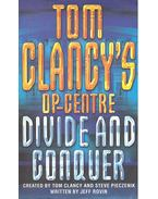 Op-Centre – Divide and Conquer - Tom Clancy