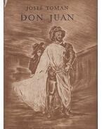 Don Juan - Toman, Josef