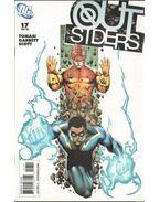 The Outsiders 17. - Tomasi, Peter J., Garbett, Lee