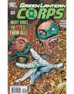 Green Lantern Corps 23. - Tomasi, Peter J., Gleason, Patrick