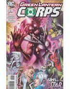 Green Lantern Corps 29. - Tomasi, Peter J., Gleason, Patrick