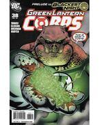 Green Lantern Corps 38. - Tomasi, Peter J., Gleason, Patrick