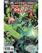 Green Lantern Corps 42. - Tomasi, Peter J., Gleason, Patrick