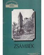 Zsámbék - Tombor Ilona