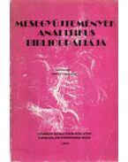Mesegyűjtemények analitikus bibliográfiája - Tompek Lászlóné (szerk.)