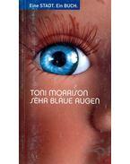 Sehr blaue Augen - Toni Morrison