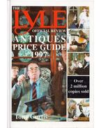 The Lyle Official Review Antiques Price Guide 1997 - Tony Curtis