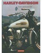 Harley-Davidson - Tony Middlehurst