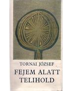 Fejem alatt telihold - Tornai József