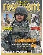 Regiment 2011/1. - Tőrös István