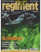 Regiment 2011/3. - Tőrös István