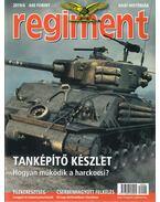 Regiment 2019/4 - Tőrös István