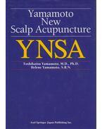 YNSA New Scalp Acupuncture (dedikált) - Toshikatsu Yamamoto, Helene Yamamoto