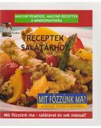 Receptek salátákhoz - Tóth Endre