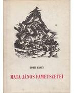 Mata János fametszetei - Tóth Ervin
