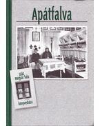 Apátfalva - Tóth Ferenc