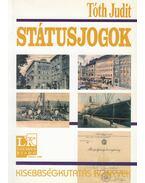 Státusjogok - Tóth Judit