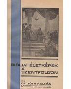 Bibliai életképek a Szentföldön. - Tóth Kálmán