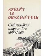 Szélén az országútnak - Tóth László (szerk.)