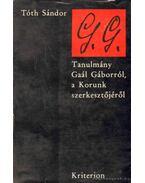 G. G. - Tóth Sándor
