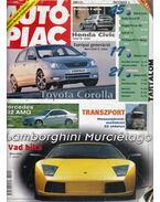 Autópiac 2001/21 - Tóth Zoltán
