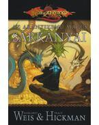 Az aranyszemű mágus sárkányai -  Tracy Hickman, Margaret Weis