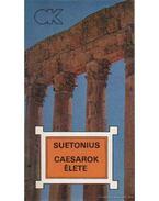 Caesarok élete - Tranquillus, Gaius Suetonius