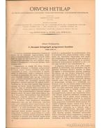 Orvosi Hetilap 1963 I-IV. (teljes évfolyam) - Trencséni Tibor