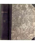 Orvosi hetilap  1976. (hiányos) - Trencséni Tibor