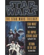 The Star Wars trilogy - Donald F. Glut, James Kahn, George Lucas