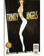 Trinity Angels Vol. 1. No. 7 - Maguire, Kevin, Johnson, Jeff