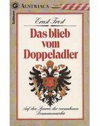 Das blieb vom Doppeladler - Trost, Ernst