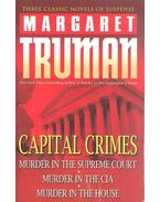 Capital Crimes - Truman, Margaret