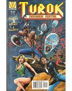 Turok Dinosaur Hunter Vol. 1. No. 40 - Truman, Timothy, Gulacy, Paul