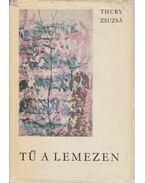 Tű a lemezen - Thury Zsuzsa