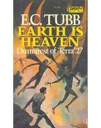 Earth is Heaven - Dumarest of Terra#27 - TUBB, E.C.