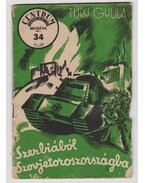 Szerbiából Szovjetoroszországba - Tury Gyula