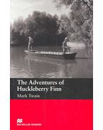 The Adventures of Huckleberry Finn  - Level 2 - Beginner - Twain, Mark