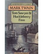 Tom Sawyer & Huckleberry Finn - Twain, Mark