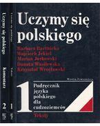 Uczymy sie polskiego 1-2. - Barbara Bartnicka, Wojciech Jekiel, Marian Jurkowski, Danuta Wasilewska, Krysztof Wroclawski