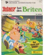 Asterix bei den Briten - Uderzo, Goscinny