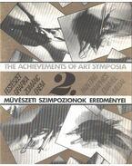 Művészeti szimpozionok eredményei 2. - Udvary Ildikó