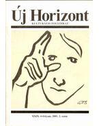 Új Horizont XXIX. évf. 2001/2. szám - Raffai István