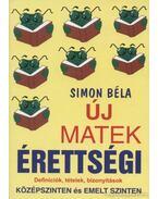 Új matek érettségi - Simon Béla