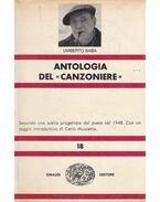 Antologia del canzoniere - Umberto Saba