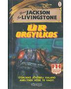 Űr orgyilkos - Jackson, Steve, Livingstone, Ian, Andrew Chapman