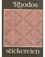 Rhodos Stickereien - Ursula Henning